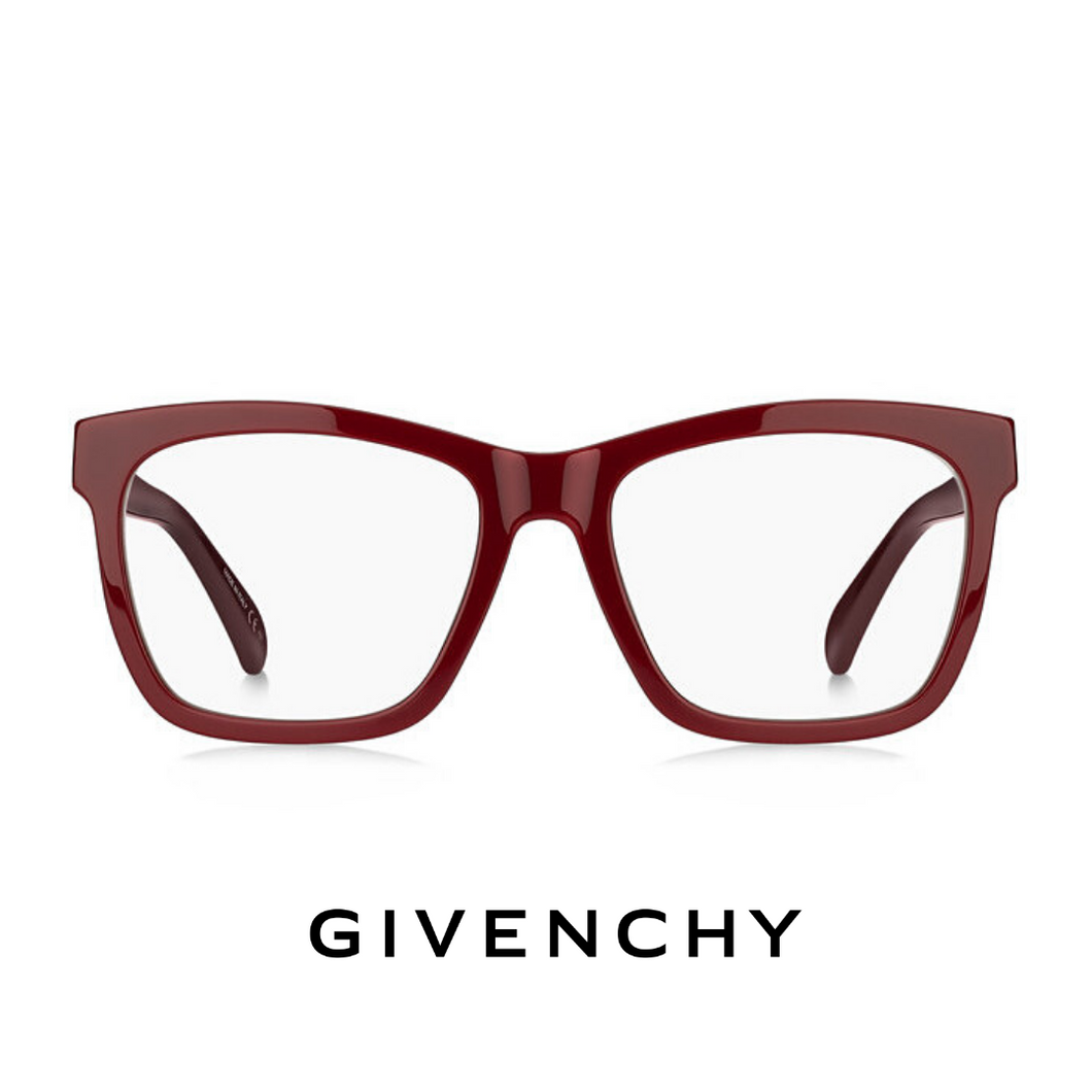 Givenchy Eyewear - Square - Red
