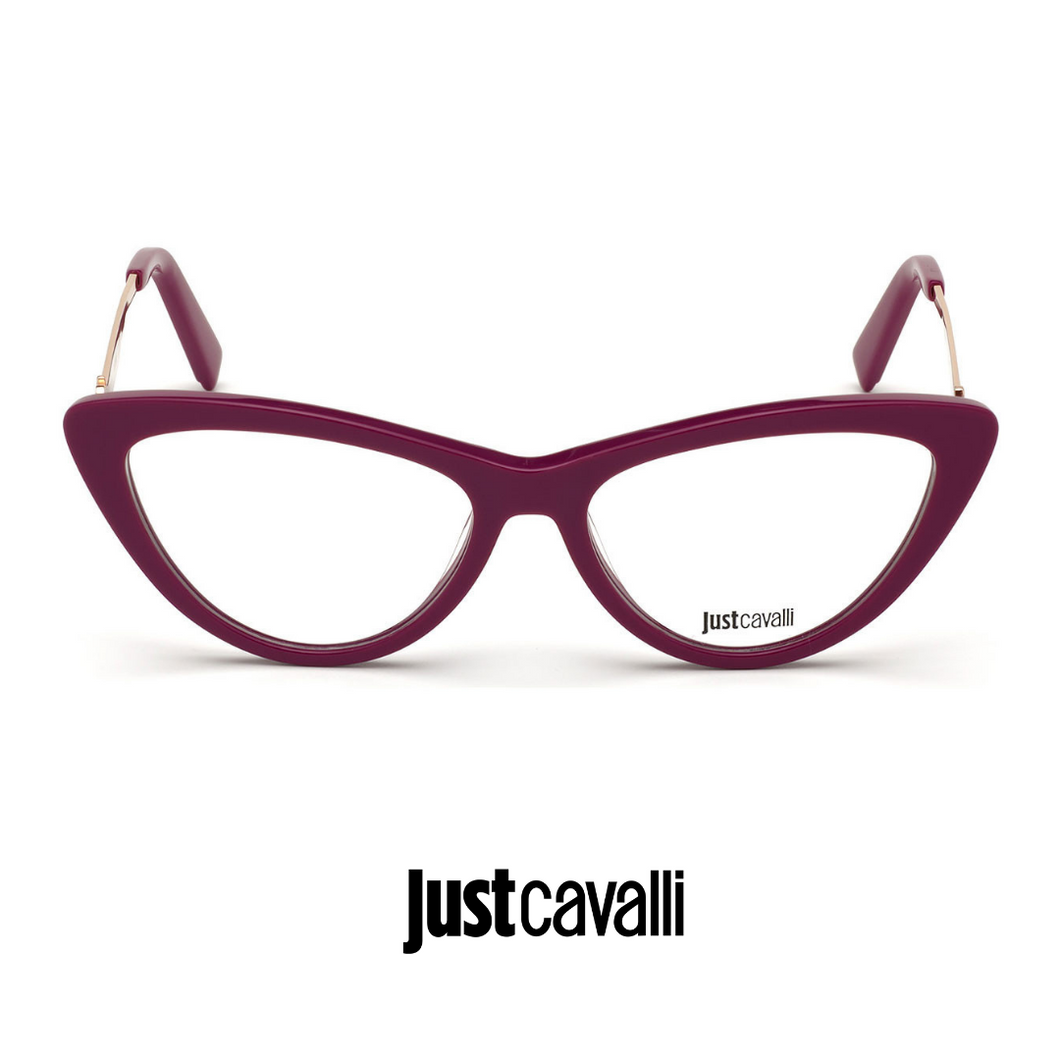Just Cavalli Eyewear - Cat-Eye -  Cyclamen