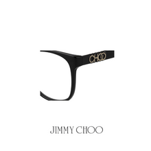 Jimmy Choo Eyewear - Round - Black