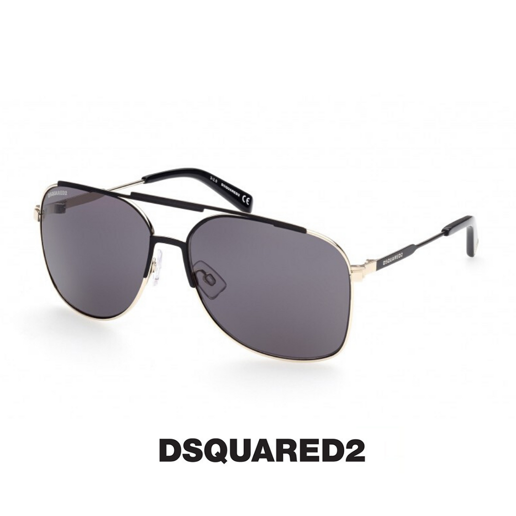 Dsquared2 - 'Jesse' - Gold&Grey