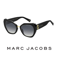 Marc Jacobs Irregular Oversized Black&Gold