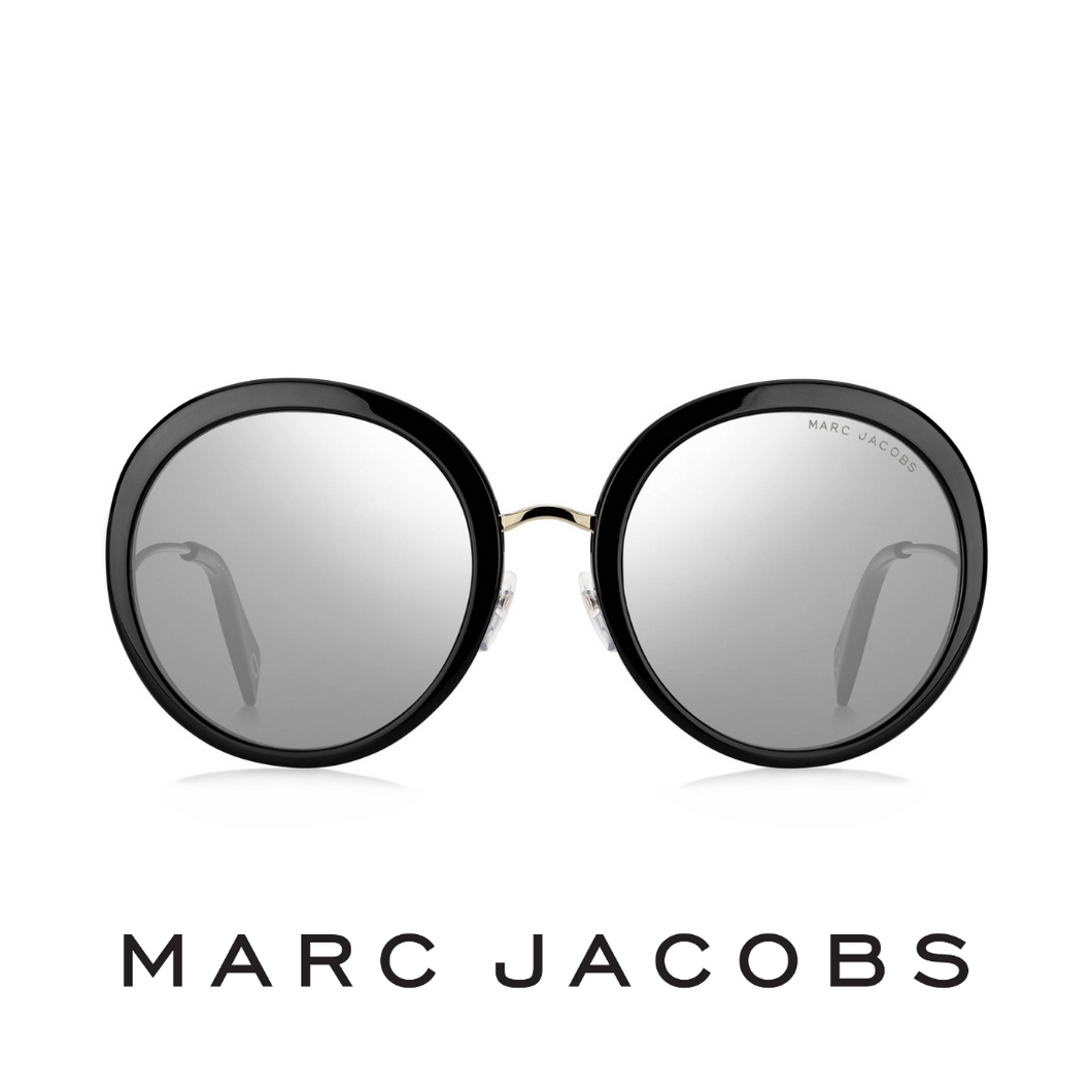Marc Jacobs - Round - Black/Gold