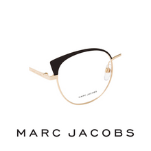 Marc Jacobs Eyewear - Cat-Eye - Gold/Black Mat