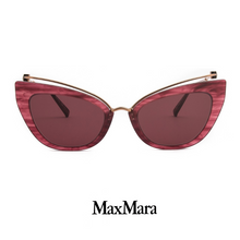 Max Mara Mini Cat-Eye Pink&Gold