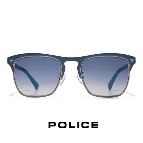 Police - 'Momentum 1' - Blue