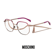 Moschino Eyewear - Rose-gold/Pink