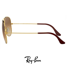 Ray Ban Aviator Classic Gold Gradient