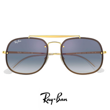Ray Ban Blaze General Blue Gradient