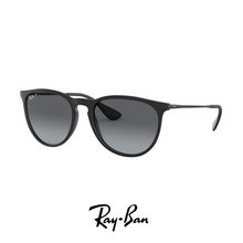 Ray Ban - 'Erika' - Black Mat - Polarized