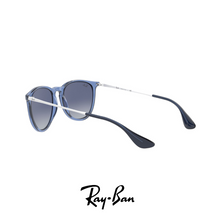 Ray Ban - 'Erika' - Transparent Blue/White