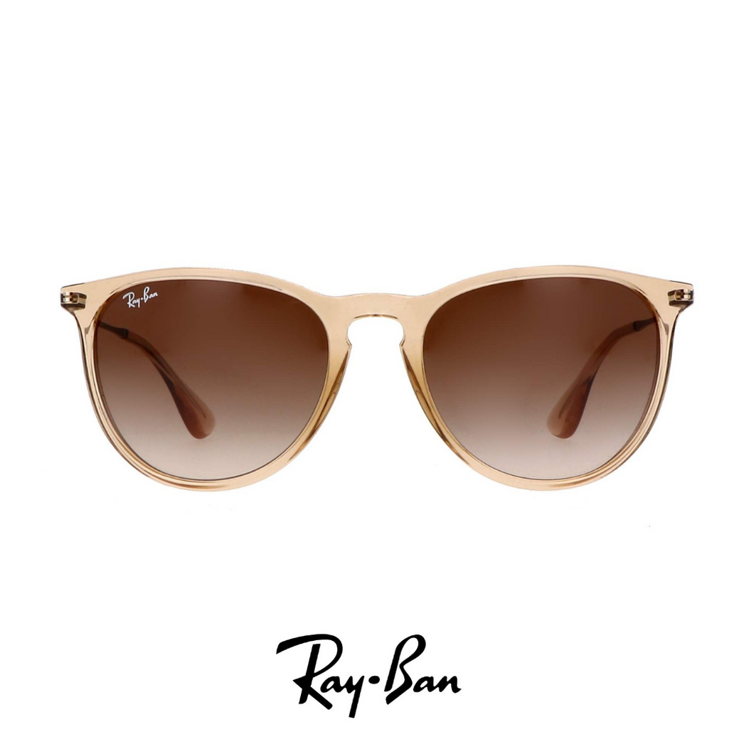 Ray Ban - 'Erika' - Transparent Beige