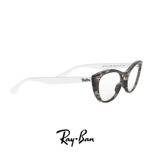 Ray Ban Eyewear - Nina - Cat-Eye - Grey Havana&White