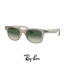 Ray Ban - Unisex - Transparent Grey