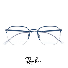 Ray Ban Eyewear - Blue/Silver, Metal