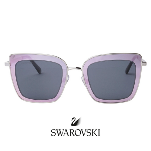 Swarovski Mirror Purple