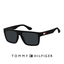 Tommy Hilfiger Rectangle Black Mat