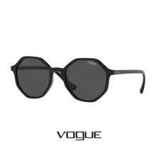 Vogue - Octagonal - Black