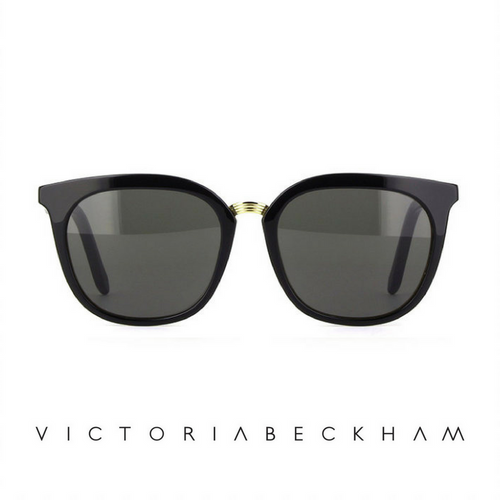 Victoria Beckham Combination Classic Black on Light Horn