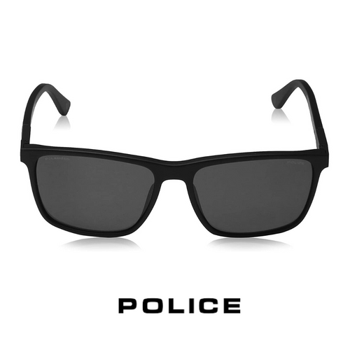 Police Westwing 4 Black Polarized