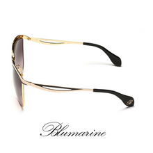 Blumarine Black and Gold