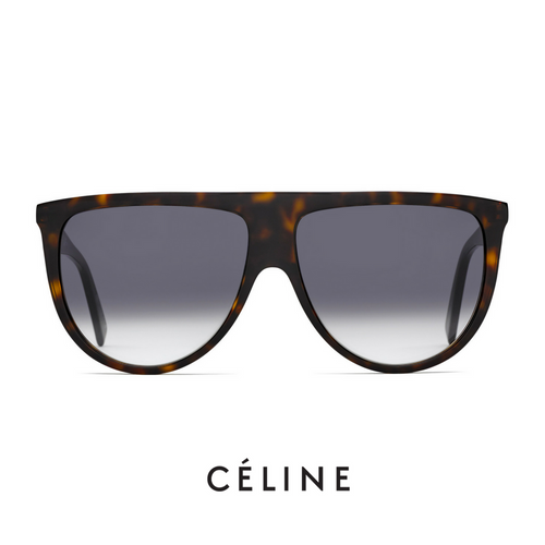 Celine Thin Shadow Dark Havana