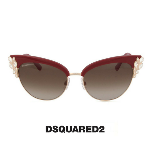 Dsquared Lou Lou Bordeaux