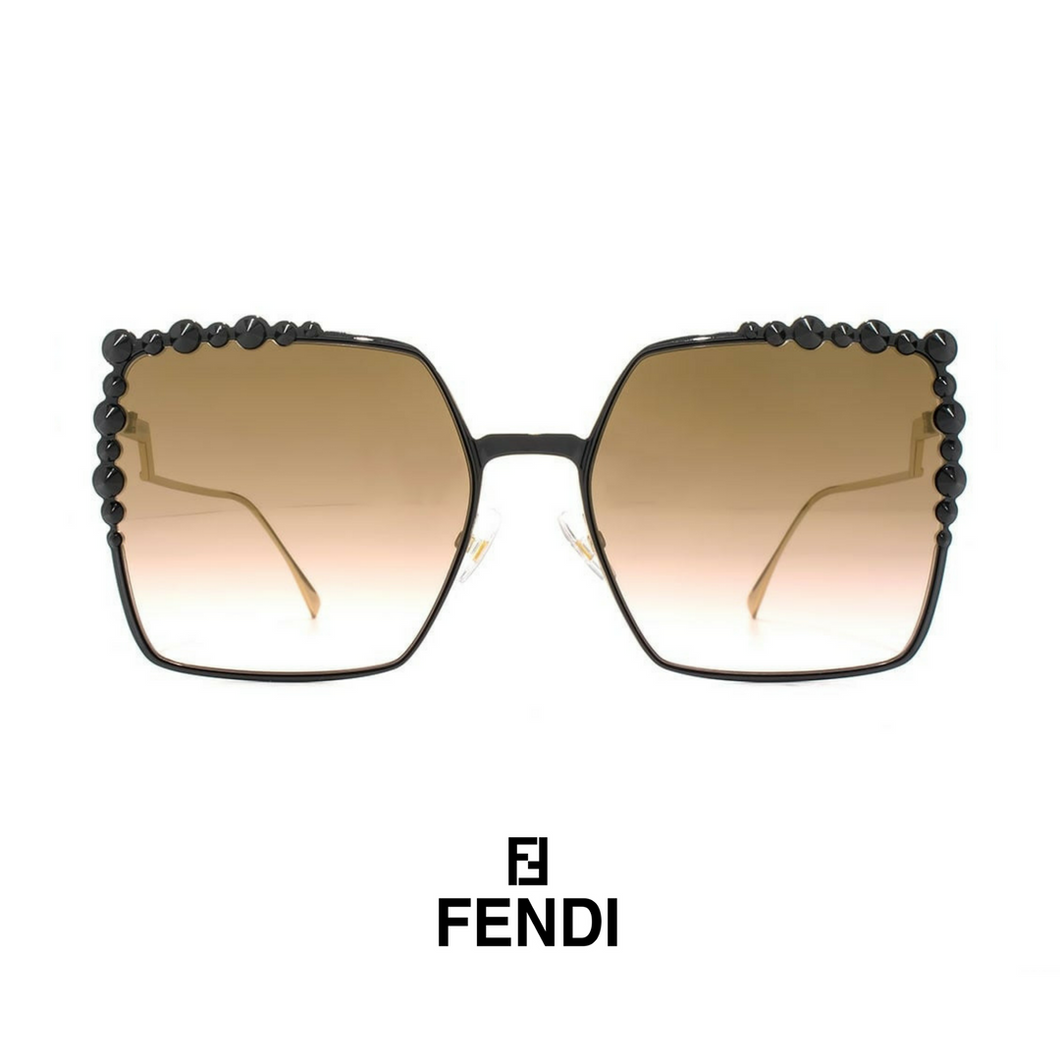 Fendi Black Gold naočare
