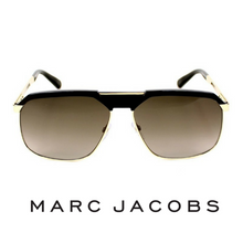 Marc Jacobs Men Black and Gold