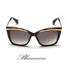 Blumarine Black Gold Square