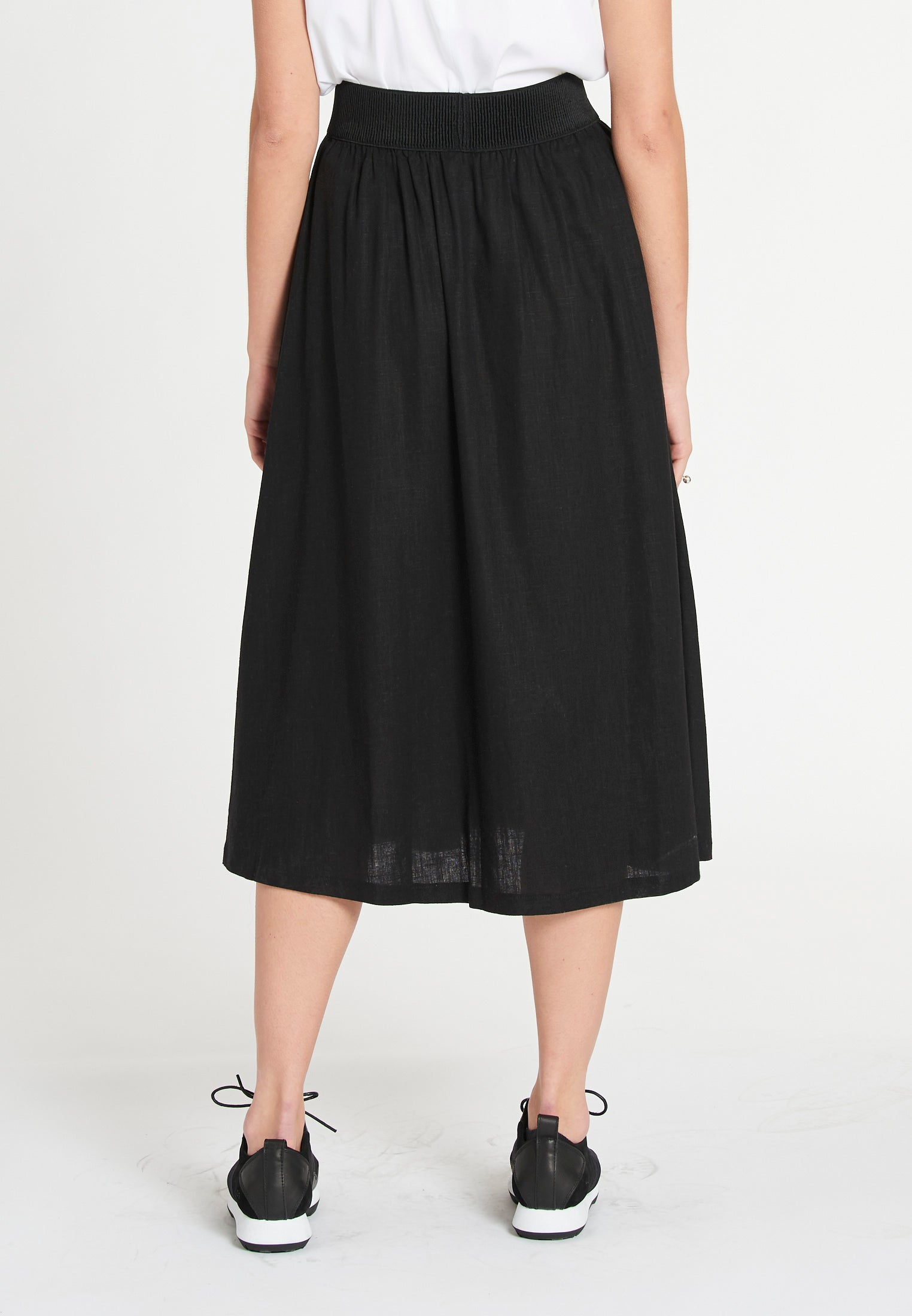 Rhym Linen Soft Black
