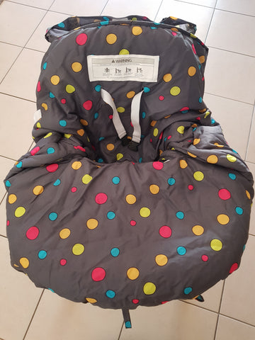 LITTLE PIGLET - Universal Trolley Cover (Single/Double Seated)