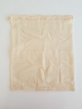 Organic Cotton Produce Bags (5 Pack)