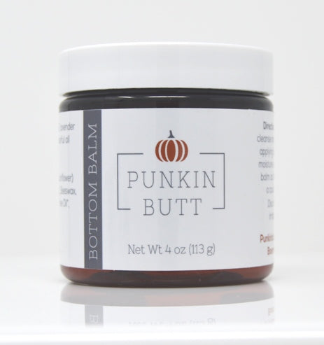 Punkin Butt - Solid Bottom Balm 4oz/113g