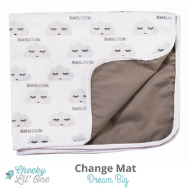 CHEEKY LIL' ONE - Travel Change Mat [CLEARANCE]