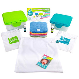 CHEEKY WIPES - Customisable All-in-One Kit (starting at $35)