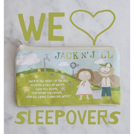 JACK N' JILL - Sleepover Bag CLEARANCE