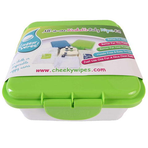CHEEKY WIPES - Customisable All-in-One Kit (starting at $50)