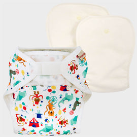 IMSEVIMSE - One Size Cloth Nappy (Cover + Insert)