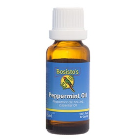 BOSISTO'S - Peppermint Oil 25mL