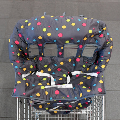 LITTLE PIGLET - Double Seated Trolley Cover