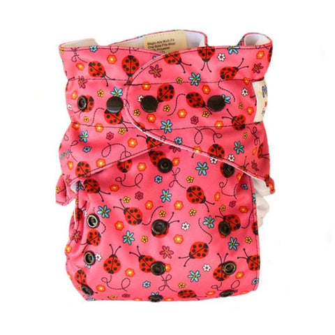 BABY BEEHINDS - Magic-Alls Multi-Fit Pocket Nappy (Smooth) SALE