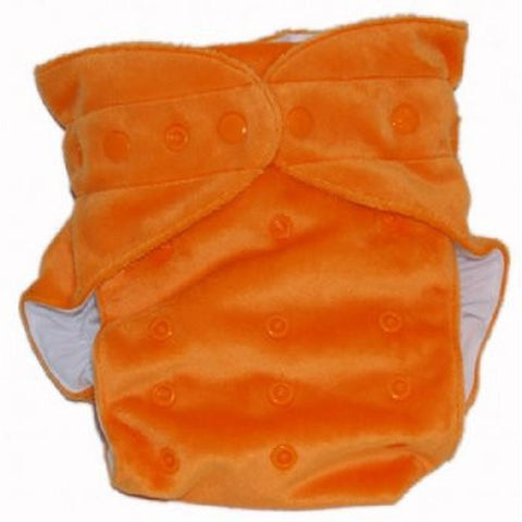 BABY BEEHINDS - Magic-Alls Multi Fit Pocket Nappy (Minkee) CLEARANCE