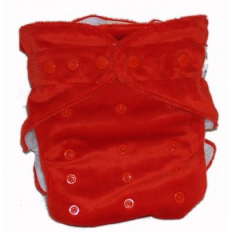 BABY BEEHINDS - Magic-Alls Multi Fit Pocket Nappy (Minkee) SALE