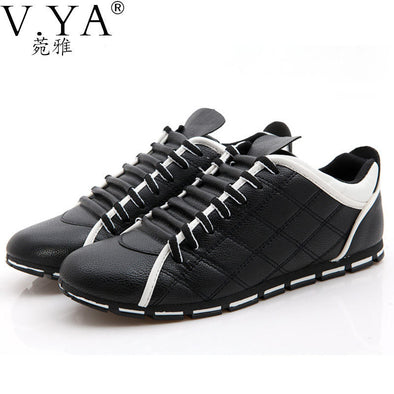 Merkmak Hot Sale Fashion Men Shoes British Style Breathable Casual Shoes Loafer Men's Flats Leisure Softs Footwear Drop Shipping - Roozoda