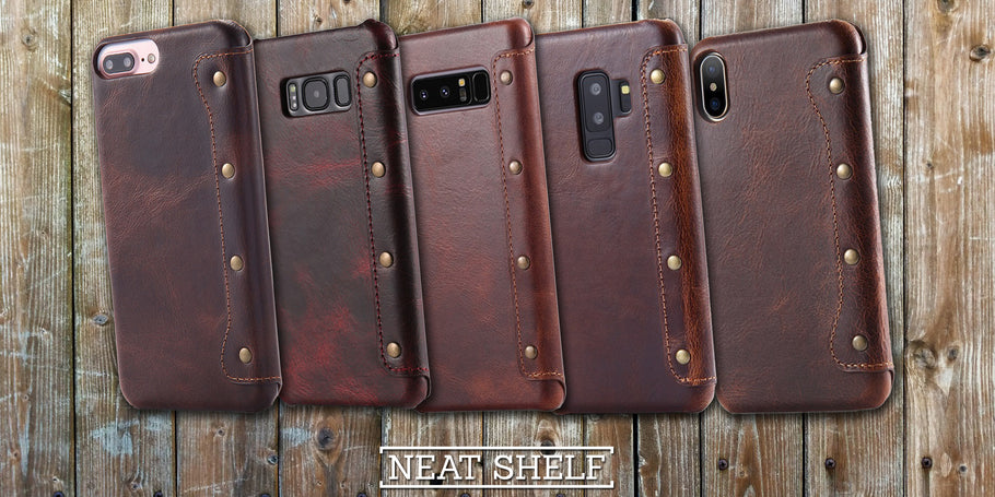 Why you should get a genuine leather phone case?