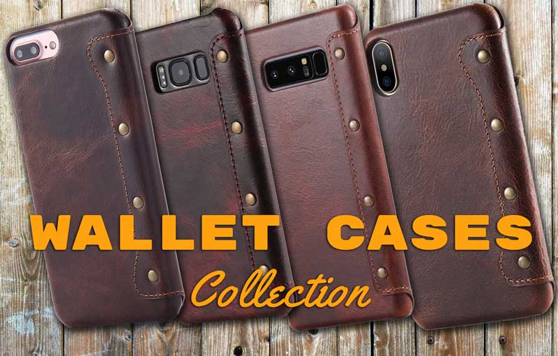 Wallet Cases Collection