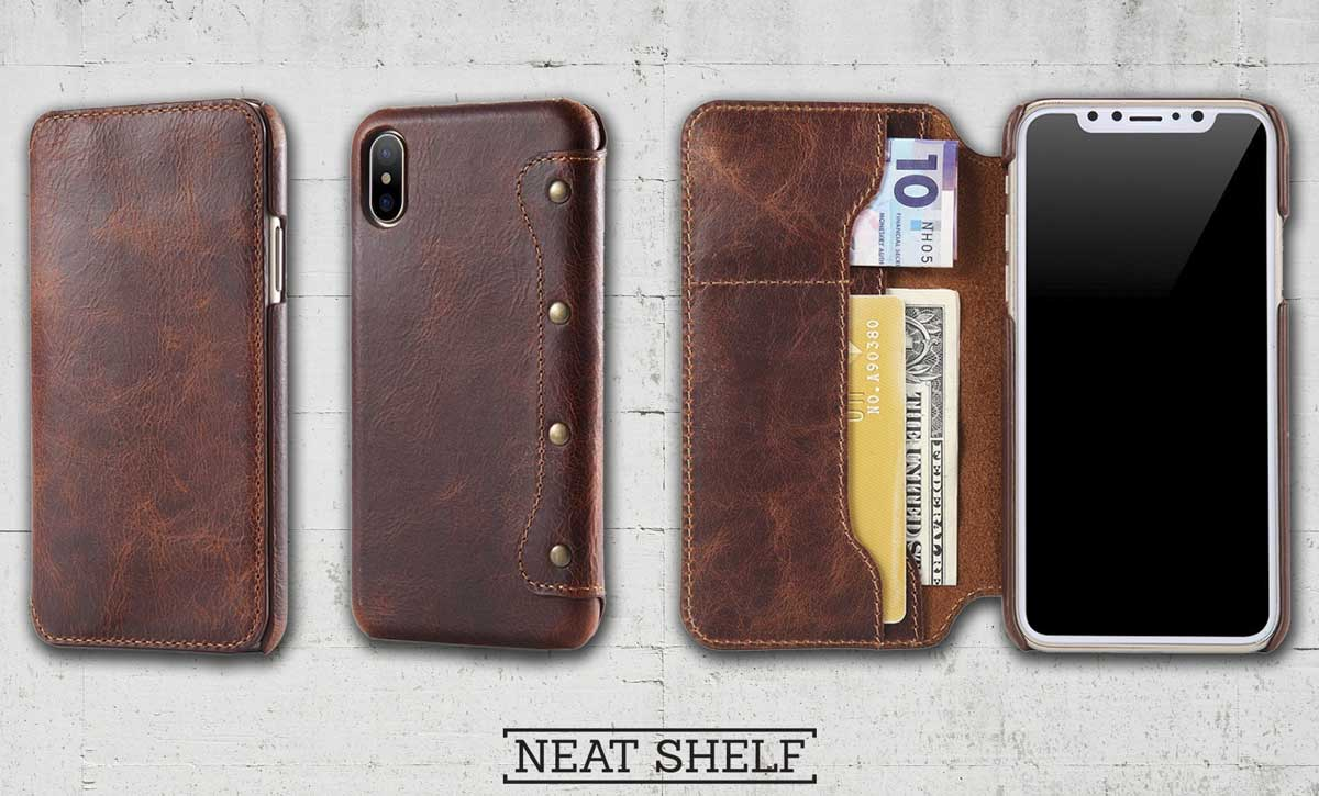 Picture of smartphone wallet case