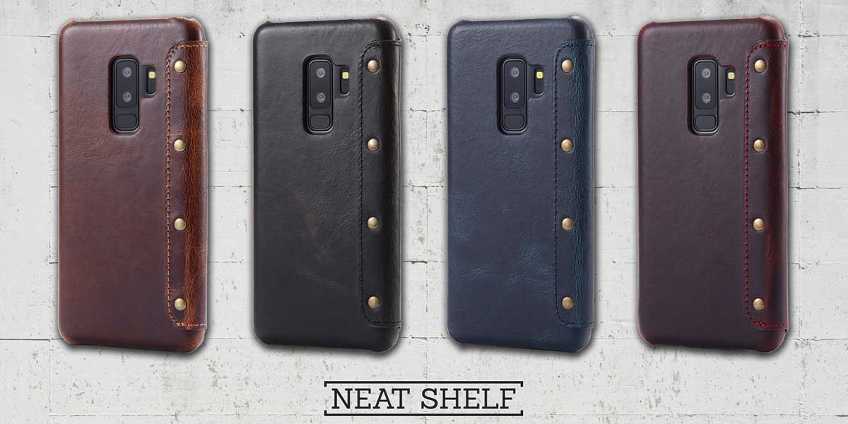 Samsung Galaxy S9 and S9plus Folio style covers