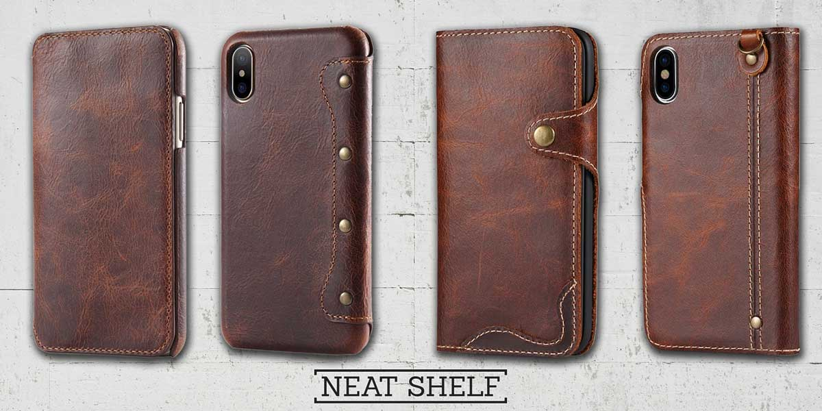 Picture of Leather wallet phone cases