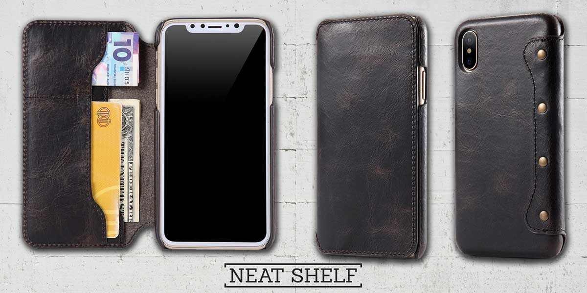 Picture of Genuine leather iphone x case